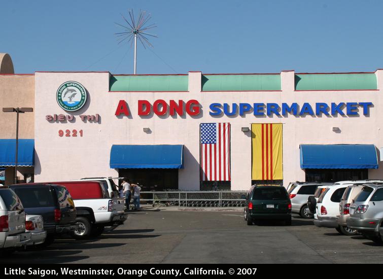 A Dong Supermarket